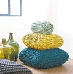Do you love Knitted Home Decorations? - World of the Woman