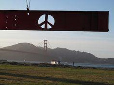 Mark di Suvero. Crissy Field, San Francisco 2013