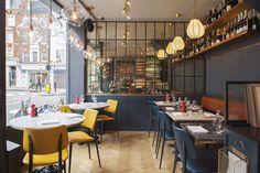 Latest entries: Blandford Comptoir (London, UK), Standalone Restaurant, Lighting