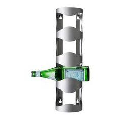 VURM Wijnrek voor 4 flessen - IKEA