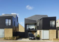 Row-housing: Newhall South Chase / Alison Brooks Architects