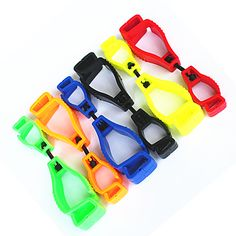 10pcs glove holder plastic working Glove Clip plastic AT-1 type Work clamp safety work gloves clips Guard Labor supplies