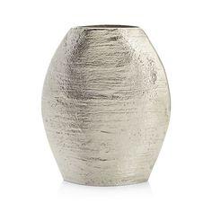 Allegra Short Vase   Crate and Barrel