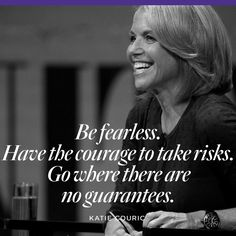 Katie Couric #quotes #levoinspired www.levo.com