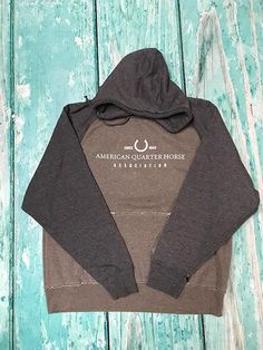 Our online store will be unavailable for a short time. Horse Riding Clothes, American Quarter Horse, Fleece Fabric, Hooded Jacket, Smoke, Unisex, Navy, Hoodies, Sweaters