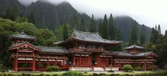The Byodo-In Temple Tour