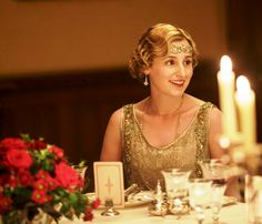 Lady Edith - Downton Abbey, Christmas Special 2015 ..