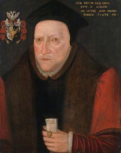 Edward Goodman of Ruthin (1476-1560)