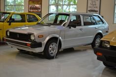1973 civic wagon - A photographic Tour of the Honda Museum