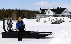 Finland's fishing capital Pello in Lapland is also a great place for winter fishing