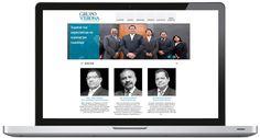 Desarrollo de Pagina Web de Grupo Verona