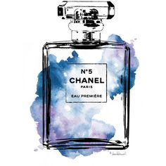 Chanel art printed size choice Blue fashion Chanel wall art coco... (1.085 RUB) ❤ liked on Polyvore featuring home, home decor, wall art, blue totes, blue home accessories, blue screen, blue home decor and chanel tote