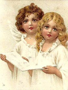 Easter Angels -.
