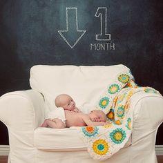 creative maternity photos | 20 creative pregnancy and newborn photos by JarrahMarie