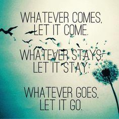 #acceptance #renewal #lettinggo #love #nourish #namaste