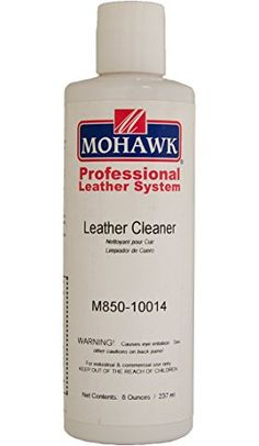 Mohawk Finishing Products Leather Cleaner (8 ounces)