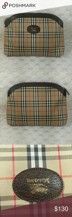 Authentic Burberry Nova Check Hand Bag. The bag is in a good preowned  condition. 76889826c8222