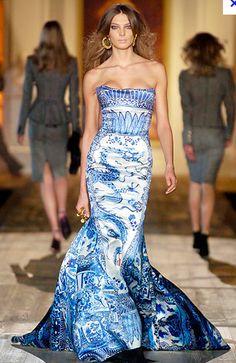 cavalli I want this dress