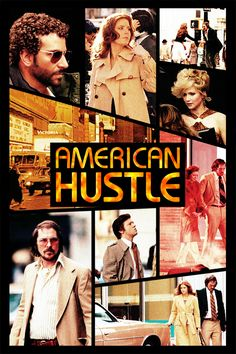 American Hustle (December 2013) dir. David O. Russell