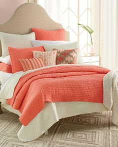 Pick Stitch Quilt Collection - Pink, Main View