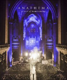 Music videos: Anathema - A Sort Of Homecoming (2015) [BDRip 1080...