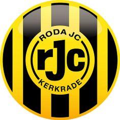 Roda JC Kerkrade (Sportvereniging Roda Juliana Combinatie Kerkrade | RJC) | Country: Netherlands / Nederland. País: Países Bajos. | Founded/Fundado: 1962/06/27 | Badge/Crest/Logo/Escudo.