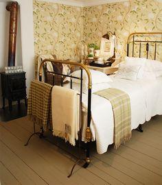 """Storegården Country Living: Bilder från """"nya"""" sovrummet"""
