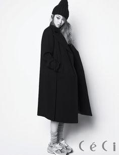 *이성경 Ceci 2014 10월호 화보 <'오소녀'의 제 2막 이성경> #. (08컷)