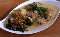 Sautéed Chicken Breasts with Dijon Herb Sauce Recipe by Emeril Lagasse : Food Network UK