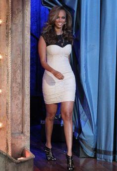 Fashion Heartbeat: Tyra Banks