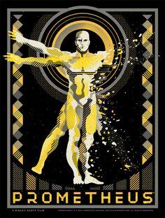 Prometheus #alternative #movie#art#poster #complex #illustration #film #creative
