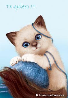 New 2017 Diamond painting animal Diamond painting cat painting rhinestone diamond embroidery diamant painting mosaic pictures I Love Cats, Crazy Cats, Cute Cats, Kittens Cutest, Cats And Kittens, Cute Animal Drawings, Cross Paintings, Cat Drawing, Cute Baby Animals