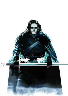 Robert Ball - Jon Snow
