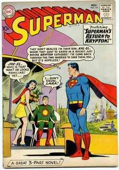 superman silver age - Google Search