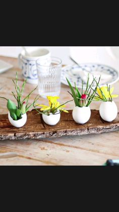 Easter Recipes, Creative Decor, Easter Crafts, Happy Easter, Table Settings, Diy Projects, Table Decorations, Spring, Home Decor