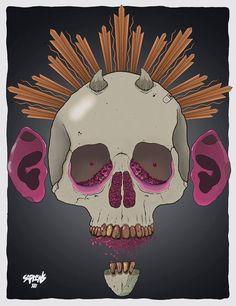Santa Muerte  Mala Muerte