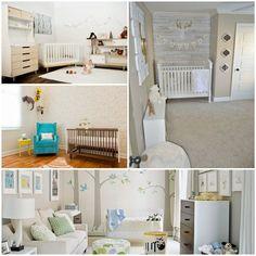 Babyzimmer Gestalten   Neutrale Farben Passen Für Mädchen Und Jungen