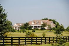 A Small Kentucky Horse Farm & More Houses For Sale