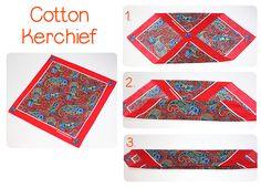 cotton kerchief