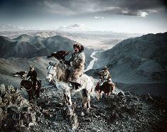 지구상에서 사라져가는 부족들: Kazakh, Mogolia