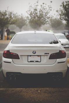BMW M5 f10 With Akrapovic :)