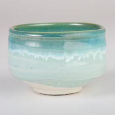 japanese mino yaki tea bowl