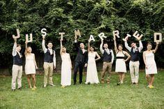 cute wedding ideas:
