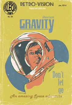 Gravity, the Pulp Cover by Leolux