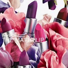 mac the matte lip collection summer 2015 coleçao batons campanha