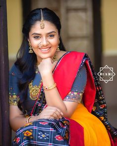 Sreemukhi Unseen Photos 2017 New Look Indian Model Ad Images Sreemukhi Red Dress Images Sreemukhi modern Images. All Indian Actress, Indian Actress Gallery, Tamil Actress Photos, Indian Actresses, Gentleman Movie, Photoshoot Images, Royal Look, Lehenga Designs, Dress Images