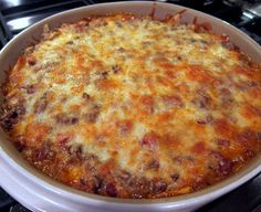 Mexican Casserole | Plain Chicken