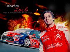Sebastian Loeb, 9 world Rally Championship