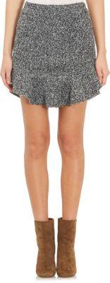 Isabel Marant Bouclé Drye Mini Skirt at Barneys New York
