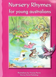 Nursery Rhymes for young Australians
